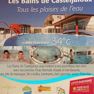 THERMES, VACANCES, SONS,ENERGIES... - Townhouse