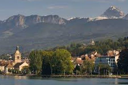 Splendide Villa sur le Lac Léman - Neuvecelle