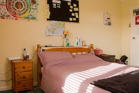 Subletting double room Penryn - House
