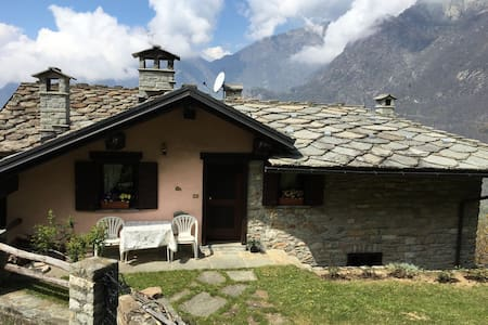 Rascard - Valle di Gressoney - Apartamento