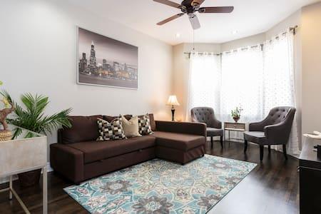 The Ainslie Apartment - Chicago - Pis