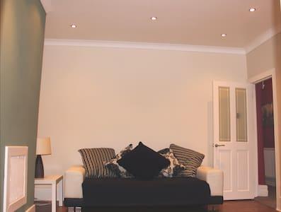 Beautiful ground floor flat - WIFI - Newcastle upon Tyne - Apartment