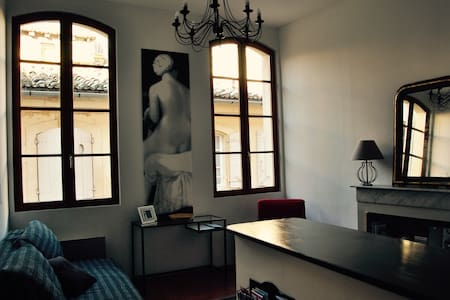 Confort coquet / Arles hypercentre - Arles - Lejlighed