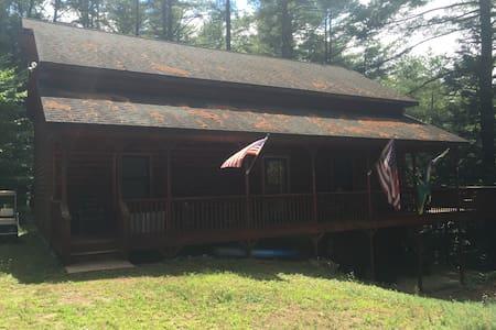 Brant Lake Cozy Adirondack Home - Brant Lake