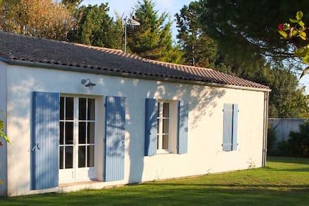 Maison de charme - Mornac-sur-Seudre - Reihenhaus