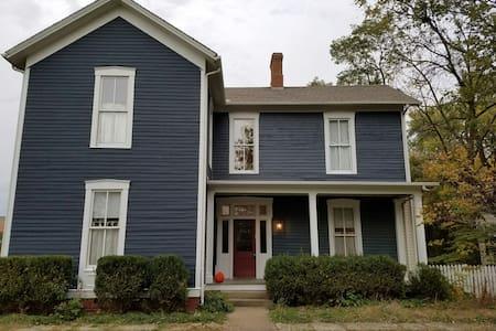 Modern Colonial - Rockville - Hus