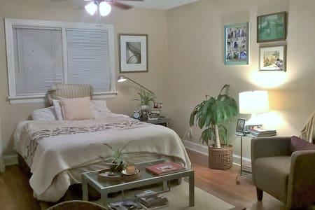 Sunny Room-Walk to OSU campus/Downtown Stillwater - Stillwater - Appartamento