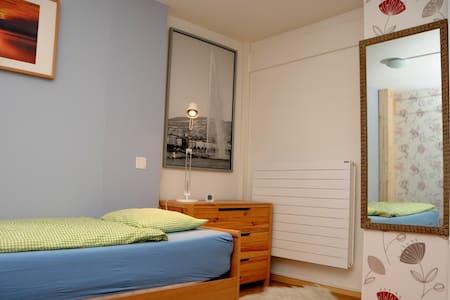 Furnished room in Genthod, Geneva - Haus