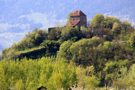 Zenoburg Park Residence - Tirolo/Tirol - Castle