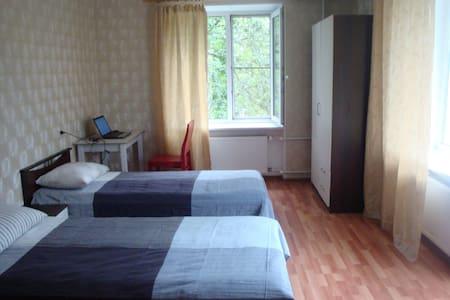 Рядом с центром в живописном местоположении - Sankt-Peterburg - Apartment