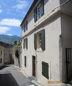 Pyrenean Town House in Axat - Axat