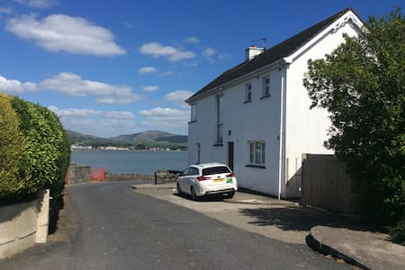 Seafront House, Omeath, Carlingford, Co Louth - Casa