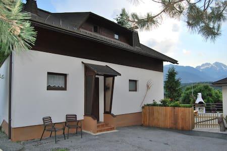 Vakantiewoning Hermagor/Presseggersee/Nassfeld - Khünburg - House