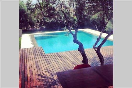 Υπέροχος ξενώνας με πισίνα - Andre