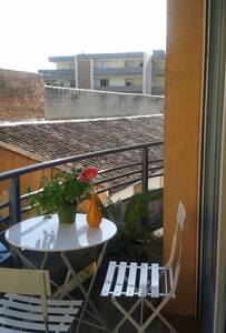 Chambre calme à deux pas du centre ville - Montauban - Appartement