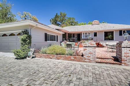 SUPER BOWL HOME in Hillsborough, CA - Hillsborough - House