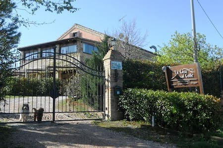 B&B Casa sul Colle - Room 2 (Acorn) - Haus