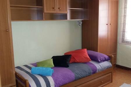 Acogedor apartamento - León