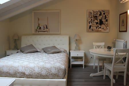 Meravigliosa camera in Villa Abbamer - Grottaferrata - Villa