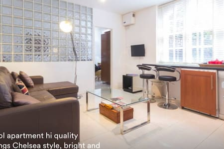 Cool lil flat in Chelsea/Kings Rd - London - Apartment
