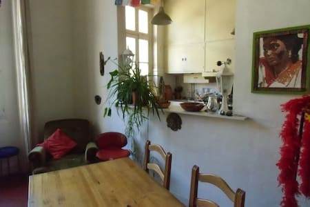 Très grand appartement en colocation à Noailles - Huoneisto