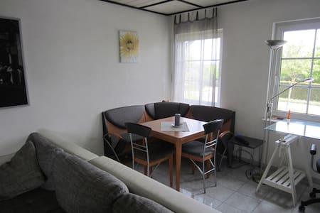 Wohnung in der Sonnenstube des Hunsrücks - Morbach - Daire
