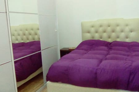 Comfortable appart, double room, good transport - Apartment