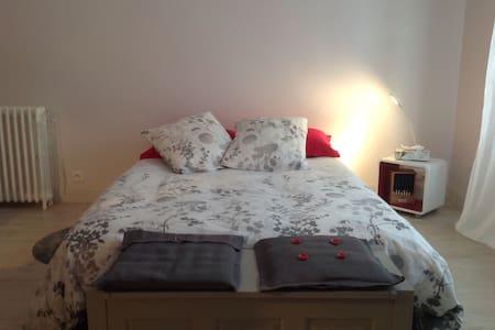 Chambre agréable en centre ville - Tarbes - Bed & Breakfast