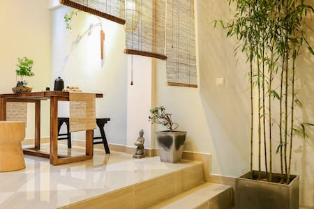 Urban Zen Loft @ the Heart of FFC - Apartamento