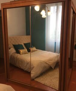 Jolie chambre 15m2 en ville - Toulon - Apartment