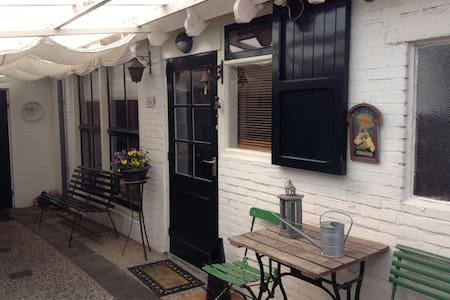 Sfeervolle studio - Zomerhuis/Cottage