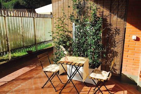 Garden Room 3* NewOpen Vatican City - Apartment