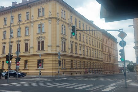 Double room in the center of historical town - Ljubljana - Apartment
