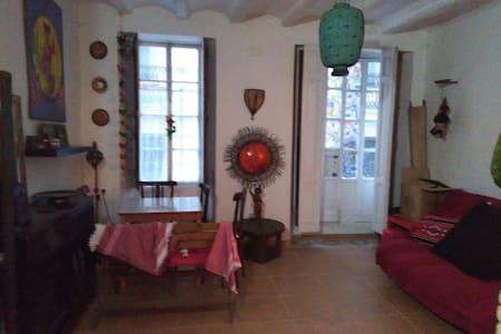 Piso con encanto en centro de Alcoy - Alcoi - Lägenhet