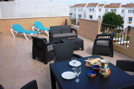 Penthouse Apt in the Costa del Sol - Apartament