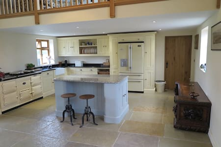 Church view farm,Holiday cottage, Ashbourne - Derbyshire - House