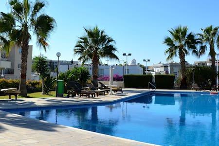 Marina Blue Apartment - Agios Tychon - Huoneisto