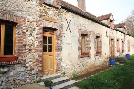 fermette - Montceaux-lès-Provins - Haus