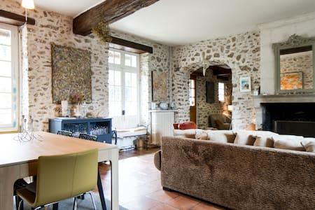 Chambre L'Aubierge - Bed & Breakfast