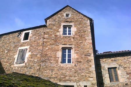 La Maison des Causses - Talo