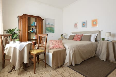 Amiata magic place: Double room - Apartment