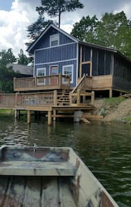 Lake House Cabin(Special Dec.4-Dec22 $100 a night) - Rising Fawn