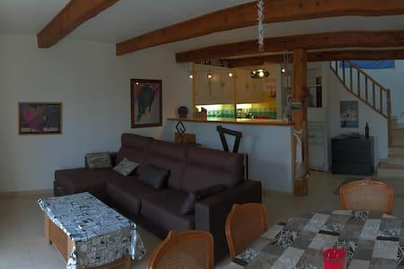 La Gabinèla - Maison Vigneronne 70m2 Plein Sud - Casa