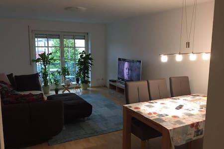Gemütliche Wohnung am Ortsrand - Penzing - Lägenhet