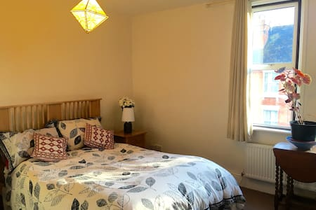 Spacious double room by city centre - Hereford