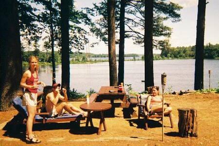 Ephraim Cabin - Lake Winnisquam - Chalet