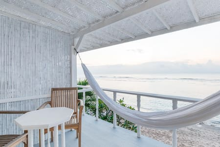 °8 Stunning bedroom & ocean views - Pecatu - Hus