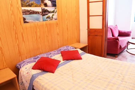 Double room with a private lounge - Casa