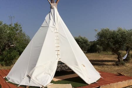 Tipi glamping experience - Alvaiázere - Tipi