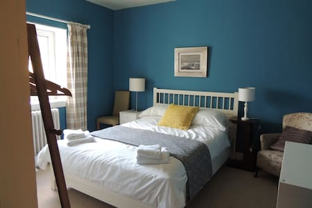 Welcoming B&B in Hunting Lodge Loch Lomond - Alexandria - Bed & Breakfast